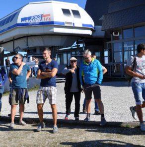 Foto 7: Betriebsausflug zum Kronplatz