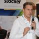 """Matthias Mairhofer at the Event """"Crescere insieme – Work together to grow'"""